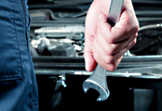 Car checks and Car Servicing being conducted at Grays AutoCenters Car Service Centre