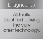 Car Diagnostics & Car Fault Diagnosis at Grays AutoCenters all faults identified utilising the very latest technology